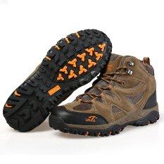 Miliki Segera Snta Sepatu Pria Hiking Semi Waterproof Snta Outdoor 472 05