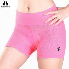 Harga Sobike Bike 3D Padded Sepeda Bersepeda Riding Shorts Padded Pants Wanita Underwear Pink Intl Baru Murah