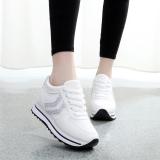 Toko Sol Tebal Sepatu Golden Goose Korea Fashion Style Sepatu Wanita Baru Olahraga Sepatu A68 Putih Terlengkap Di Tiongkok