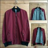 Jual Soldout Apparel Bomber Baby Canvas Maroon Indonesia