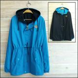 Jual Soldout Apparel Parka 2In1 Biru Turkish Grosir