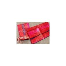 Songket Palembang Motif Lepus Pelangi ATBM Pink