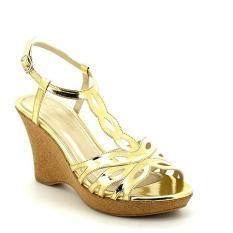 Spesifikasi Sophie Paris Raegani Sandal Gold 39 Yang Bagus Dan Murah
