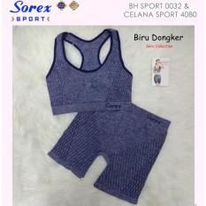 Harga Sorex Setelan Sport Bra Dan Celana 0032 4080 Di Indonesia