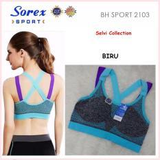Review Toko Sorex Sport Bra Olahraga 2103 Online