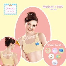 SOREX YOUNG - Miniset Art Y1007 Step 1