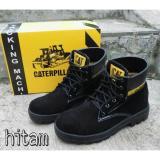 Iklan Sp Sepatu Caterpillar Safety Boots Hitam
