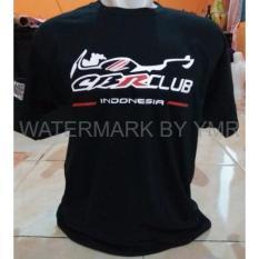 SPECIAL Kaos Honda CBR Club Indonesia Combed 20S Terjamin