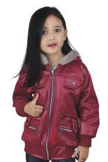 Dapatkan Segera Special Price Jaket Anak Perempuan Maroon
