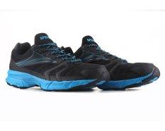 Specs 200413 Sepatu Running MAKALU - Hitam Biru