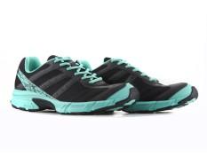 Specs 200427 Sepatu Running VINSON MASSIF - Hitam Biru Gem