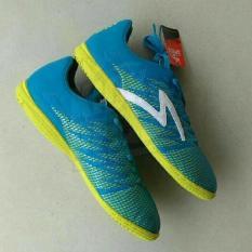 Specs Apache IN (Futsal) - Artic Blue/Solar Slime/White
