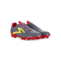 Specs Bold FG Dark Cool Grey Emperor Red Fresh Yellow  Sepatu Sepak Bola
