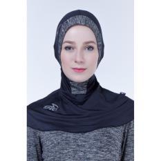 Toko Specs Esorra Hijab Cap W Black Termurah Dki Jakarta