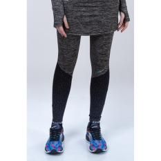Specs Esorra Skirt Leggings Heather Black Asli
