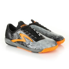 SPECS SWERVO DYNAMITE IN BLACK PALONA GREY DARK COOL MANGO ORANGE