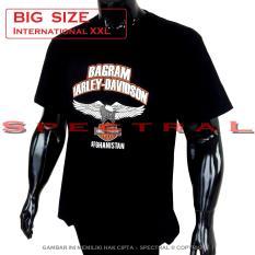 Beli Spectral Kaos Big Size Distro Xxl International 2L T Shirt Fashion 100 Soft Cotton Combed 24S Pria Wanita Jumbo Besar Cewe Cowo Baju Polos T Shirt 3D Jakarta Bandung Sport Terbaru Baru Jaman Now Kekinian Gambar Harley Davidson Atasan Pakaian Bigsize Lengkap