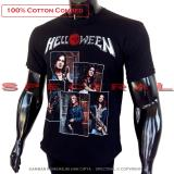 Toko Spectral Kaos Distro T Shirt Distro Fashion 100 Soft Cotton Combed 30S Kaos Pria Kaos Fashion Baju Distro T Shirt Gambar Animasi Seni Anggota Personil Helloween Musik Band Metal Rock Pop Atasan Pria Wanita Katun Pakaian Kaos Hitam Lengkap Di Dki Jakarta