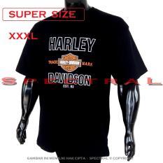 Ulasan Lengkap Spectral Kaos Distro Super Big Size Xxxl Kaos Jumbo Kaos Bigsize T Shirt Fashion Kaos Besar Kaos Ukuran Besar Baju Kaos Xxxl T Shirt Polos Gambar Atasan Pria Wanita Katun Lembut Simple Casual Sport Halus Baju Cowo Cewe Pakaian Super Size 3L Harley
