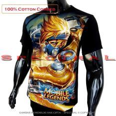 Harga Spectral Kaos Mobile Legend Hayabusa T Shirt Distro Fashion 100 Soft Cotton Combed 30S Pria Wanita Cewe Cowo Baju 3D Terbaru Kekinian Animasi Gambar Legends Mobilelegend Polos Game Lengan Keren Bandung Murah Anime Kartun Superhero Atasan Pakaian Seken