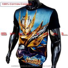 Spectral - Kaos Mobile Legend YUN ZHAO T-Shirt Distro Fashion 100% Cotton Combed 30s Pria Wanita Cewe Cowo Baju 3D Terbaru Kekinian Animasi Gambar Legends  MobileLegend Polos Jakarta Bandung  Lengan Keren Murah Anime Kartun Superhero Atasan Pakaian