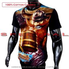 Diskon Spectral Kaos Mobile Legend Franco T Shirt Distro Fashion Cotton Combed 30S Pria Wanita Cewe Cowo Baju 3D Terbaru Kekinian Jaman Animasi Gambar Legends Mobilelegend Polos Lengan Bagus Keren Bandung Murah Anime Kartun Superhero Atasan Pakaian