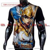 Harga Termurah Spectral Kaos Mobile Legend Freya T Shirt Distro Fashion Cotton Combed 30S Pria Wanita Cewe Cowo Baju 3D Terbaru Kekinian Jaman Animasi Gambar Legends Mobilelegend Polos Lengan Bagus Keren Bandung Murah Anime Kartun Superhero Atasan Pakaian