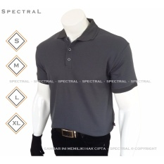 Spectral Kaos Polo Shirt S M L Xl Kaos Polos Basic Kaos Fashion Kaos Kerah Pakaian Berkerah Pria Wanita Cowo Cewe Bahan Lacos Simple Simpel Atasan Casual Kaos Distro Kaos Sport Premium Bagus Murah Lembut Kasual T Shirt Baju Polos Polo Sport Grey Abu Promo Beli 1 Gratis 1