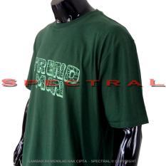 Jual Spectral Kaos Distro Super Big Size Xxxl 100 Soft Cotton Combed Jumbo Bigsize T Shirt Fashion Ukuran Besar Polos Celana Atasan Pria Wanita Katun Bapak Orang Tua Gemuk Gendut Simple Sport Casual Halus Baju Cowo Cewe Pakaian Super Size 3L Trend Bt Hijau Original