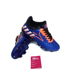 Speed sepatu bola anak tanggung psg 05 -biru orange 34-37