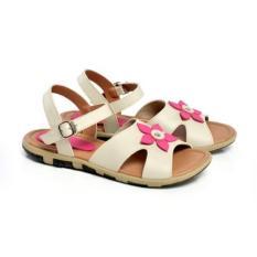 Harga Spicatto Sp 570 06 Sandal Casual Anak Perempuan Sintetis Lucu Dan Modis Cream Satu Set