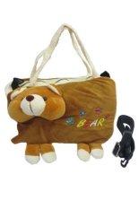 Harga Spicegift Tas Slempang Boneka Teddy Bear Beruang Paling Murah