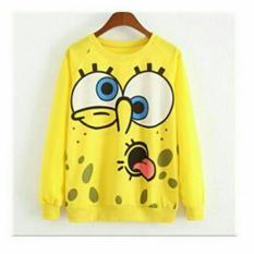 Toko Spongebob Sweater Ml Murah Indonesia