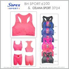 Beli Sport Bra Bh Olahraga Gym Fitness Model Rajut 6200 Lengkap