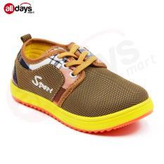 Toko Sport Sepatu Anak 1604 294 Brown Termurah Indonesia