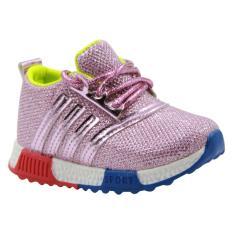 Jual Sport Sepatu Anak 1607 59 Pink Murah Di Jawa Timur