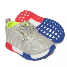 Spesifikasi Sport Sepatu Anak 1607 59 Silver Beserta Harganya
