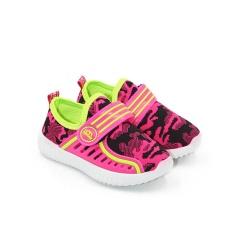 Jual Sport Sepatu Sneakers Anak 1706 258 Pink Size 26 31 Import