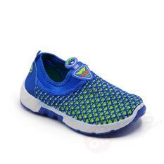 Harga Sport Sepatu Sneakers Anak 1706 388 Blue Origin