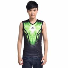 Beli Spot Counter Adidas Men X Cell Shirt Training Smart Micoach Vest Z40591