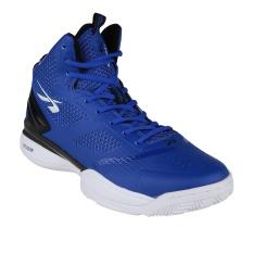 Spotec Exodus Sepatu Basket - Biru/Hitam