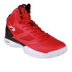 Beli Spotec Exodus Sepatu Basket Merah Hitam Online