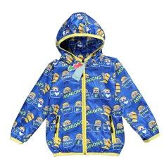 Harga Spring Musim Gugur Anak Coat Boys Girls Minions Hooded Jaket Terbaru