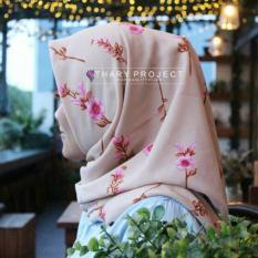 Kerudung Segi Empat - Square Hijab Monalisa - Tulip HitamIDR50000. Rp 50.000. Square Hijab