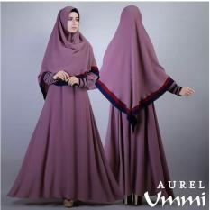 SR Collection Aurel Syari - Violet