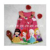 Beli Sr Collection Pakaian Anak Perempuan Dress Tanpa Lengan 0105 Size 1 2 3 Online Terpercaya