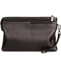 Promo Clutch Bag Men S Pu Leather Long Zipper Purse Business Wallet Handbag Star Ever Terbaru