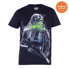 Spesifikasi Star Wars Rogue One Death Trooper Ready To War T Shirt Hitam Online