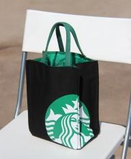 Spek Starbucks Cooler Thermal Isolasi Paket Tas Makan Siang Portabel Piknik Tas Penebalan Termal Payudara Cooler Bag Box Intl Tiongkok