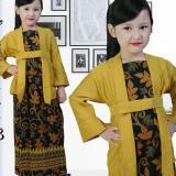 Jual Stelan Kebaya Anak Perempuan Usia 7Thn 12Thn Warna Paya Gold Online Di Dki Jakarta